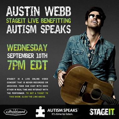 Austin-Webb-StageIt-Autism-Speaks---CountryMusicRocks.net