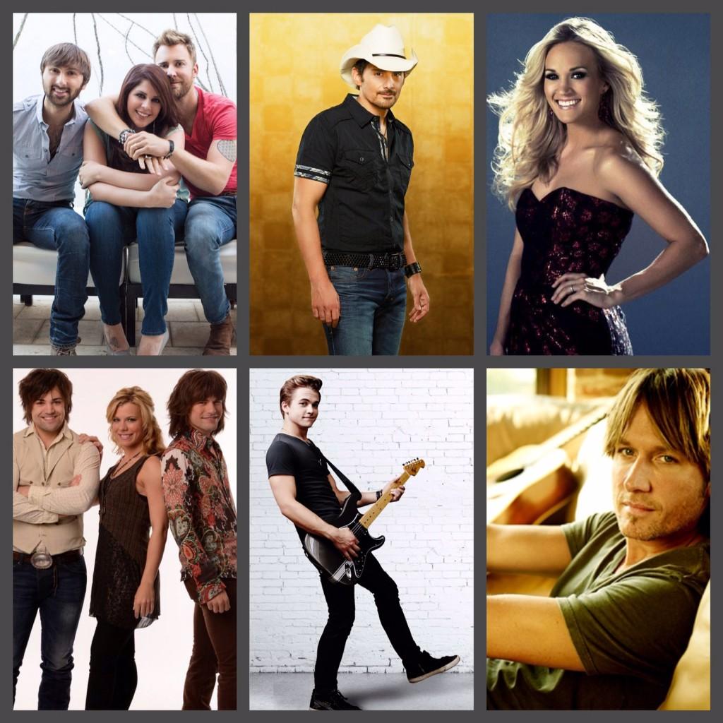 CMA Awards Performers 2014 - CountryMusicRocks.net