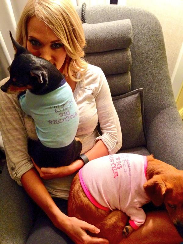 Carrie Underwood Pregnancy Announcement - CountryMusicRocks.net