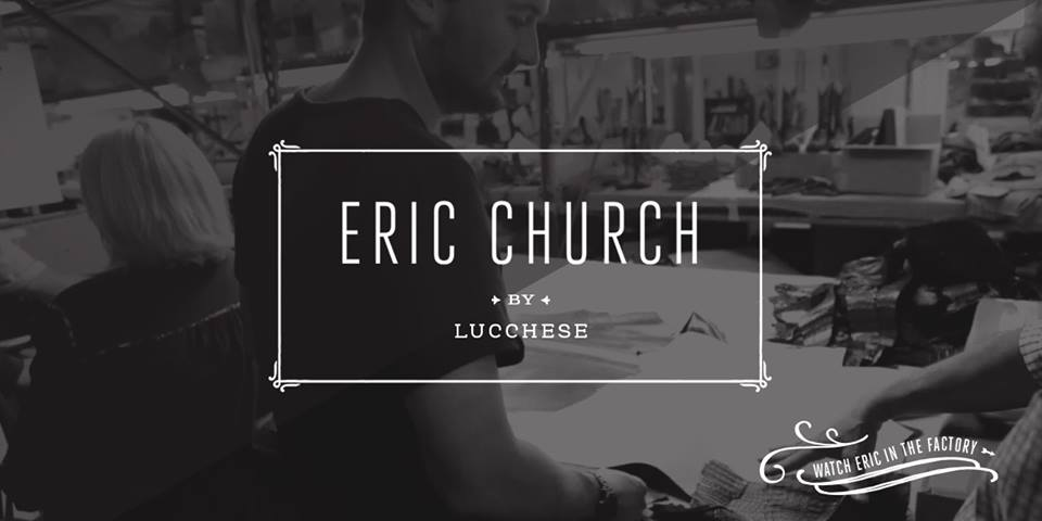 Eric Church Lucchese - CountryMusicRocks.net