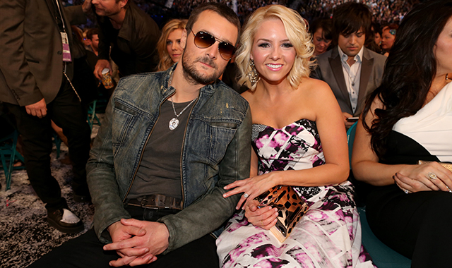 Eric Church and Wife Katherine Photo By Getty Images - CountryMusicRocks.net