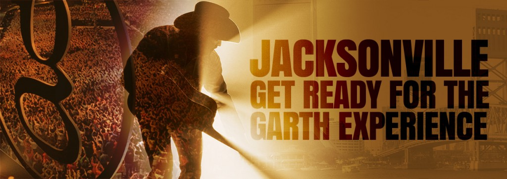 Garth Brooks Jacksonville FL - CountryMusicRocks.net