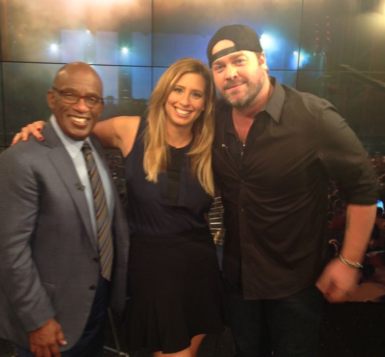 Lee-Brice-Al-Roker---CountryMusicRocks.net