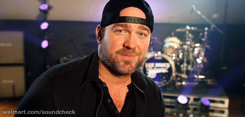 Lee Brice Walmart Soundcheck - CountryMusicRocks.net