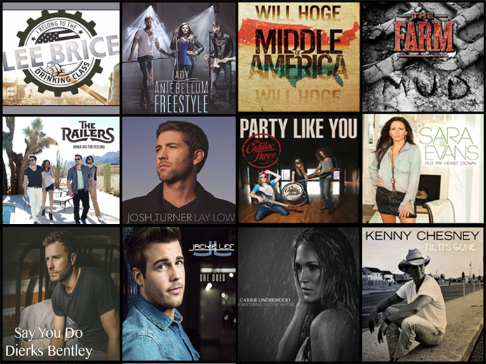 CMR-October-Playlist - CountryMusicRocks.net