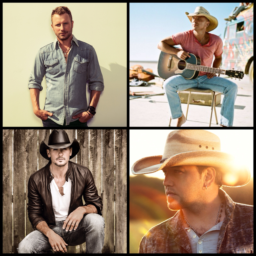 Dierks-Bentley-Kenny-Chesney-Jason-Aldean-Tim-McGraw-CMA-Award-Performers---CountryMusicRocks.net