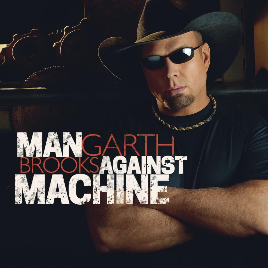 Garth Brooks Man Against Machine - CountryMusicRocks.net