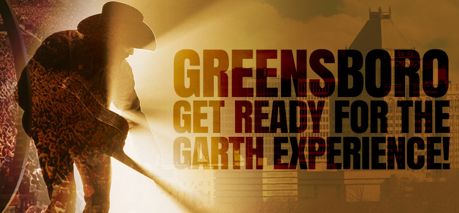 Garth Brooks Tour North Carolina - CountryMusicRocks.net