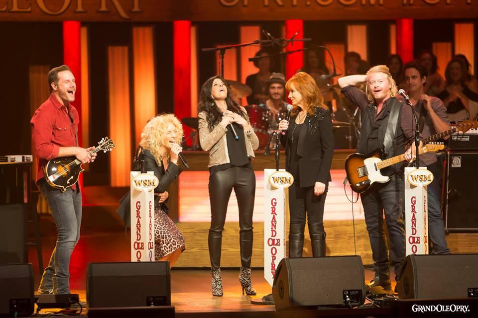 Little Big Town Grand Ole Opry Invite - CountryMusicRocks.net