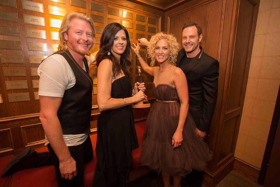 Little Big Town Grand Ole Opry Members - CountryMusicRocks.net