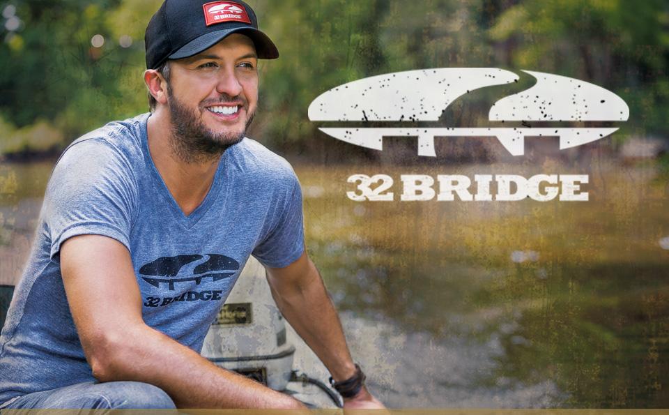 Luke Bryan 32 Bridge Cabela's - CountryMusicRocks.net