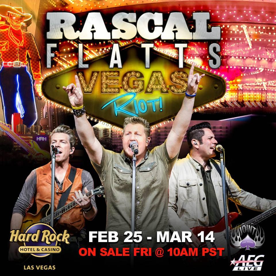 Rascal Flatts Riot The Joint - CountryMusicRocks.net