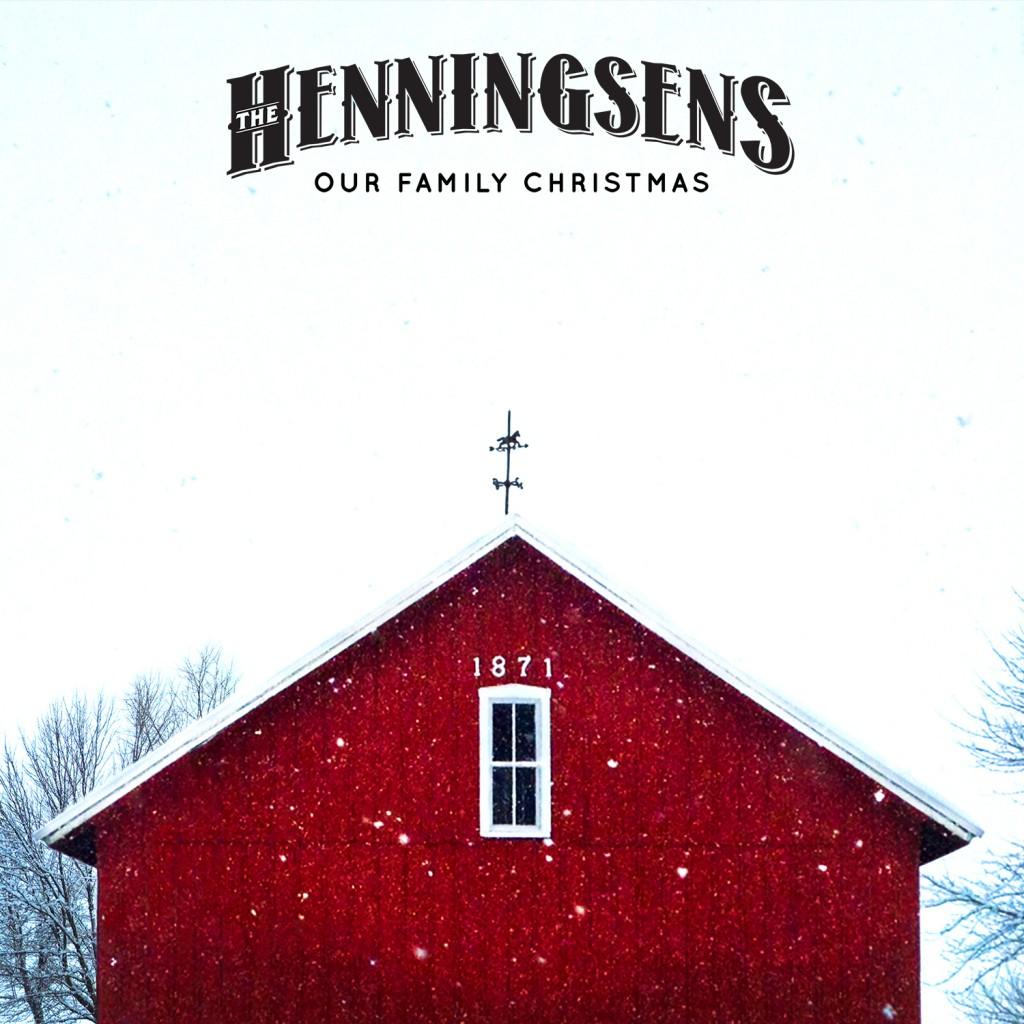 The Henningsens Our Family Christmas Album - CountryMusicRocks.net