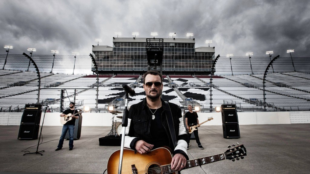 Eric Church Talladega Video - CountryMusicRocks.net