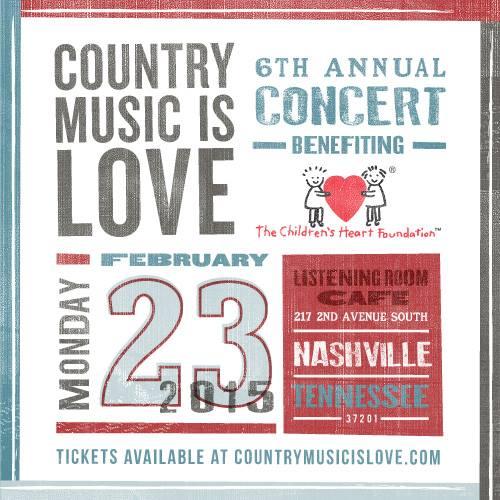 CMIL Benefit Concert 2015 - CountryMusicRocks.net