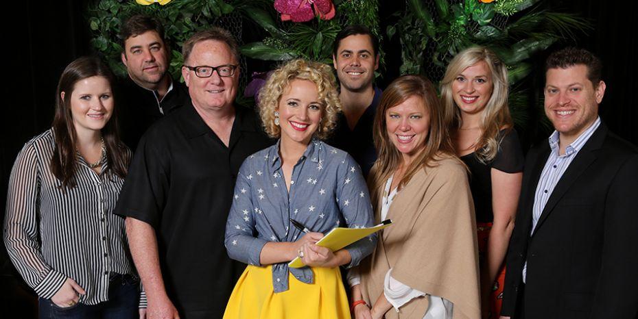 Cam Signs with Sony Nashville Photo Credit Alan Poizner - CountryMusicRocks.net
