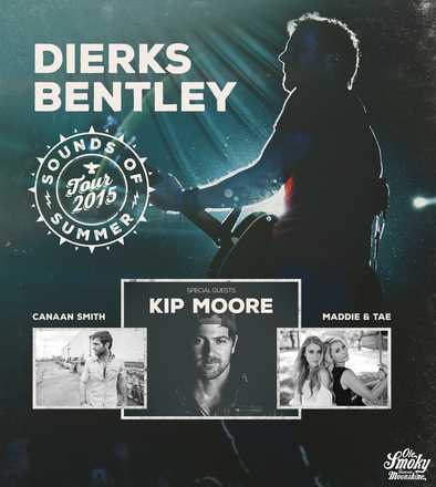Dierks Bentley Sounds of Summer Tour - CountryMusicRocks.net