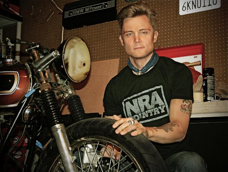 Frankie Ballard NRA Country - CountryMusicRocks.net