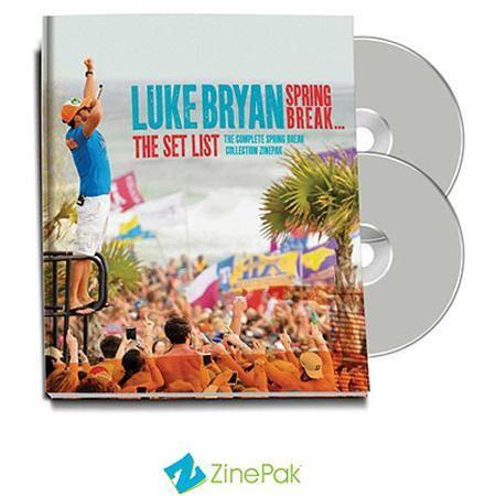 Luke Bryan ZinePak - CountryMusicRocks.net