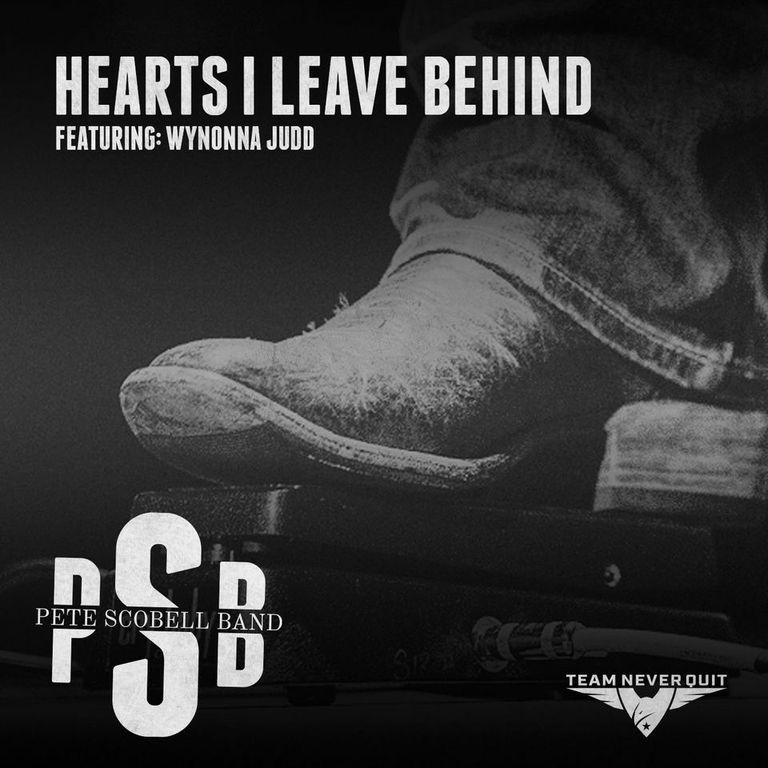Pete Scobell Band Hearts Left Behind - CountryMusicRocks.net
