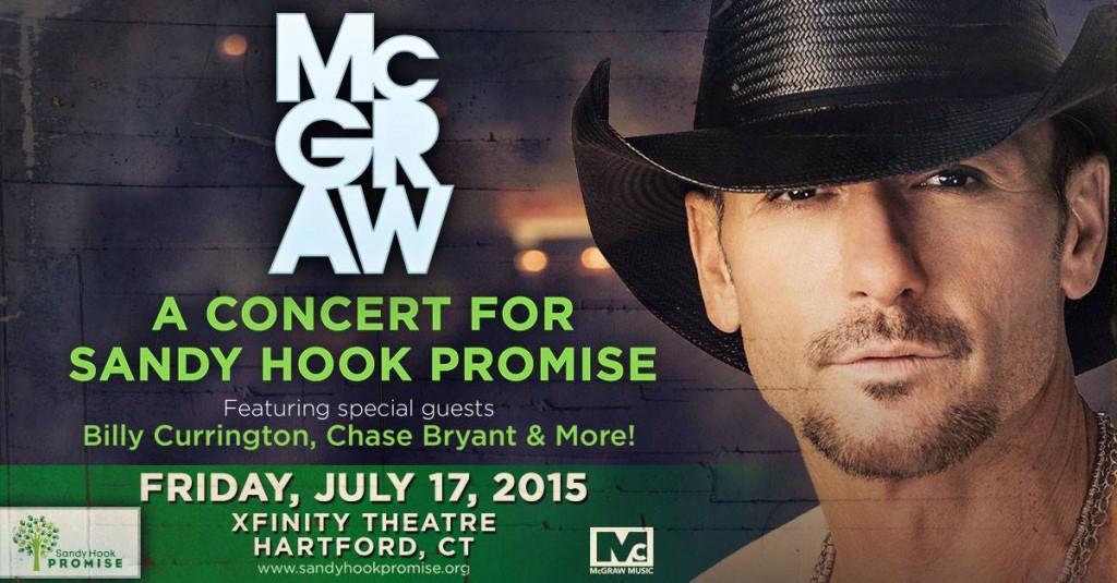 Tim McGraw Sandy Hook Concert - CountryMusicRocks.net