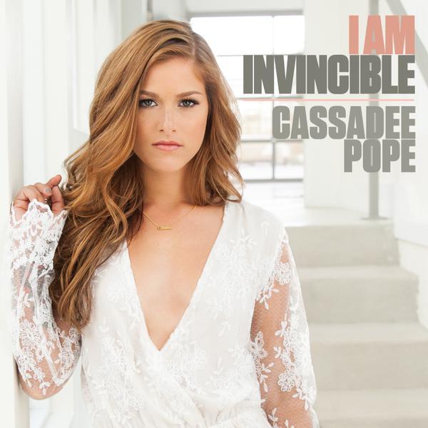 Cassadee Pope I Am Invincible - CountryMusicRocks.net
