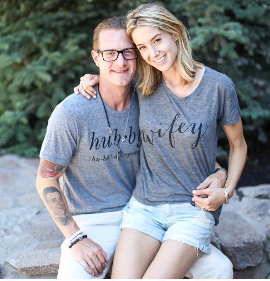 Florida Georgia Line Tyler Hubbard and Wife Hayley - CountryMusic Rocks.net