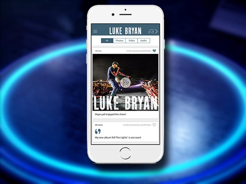 Luke Bryan App - CountryMusicRocks.net