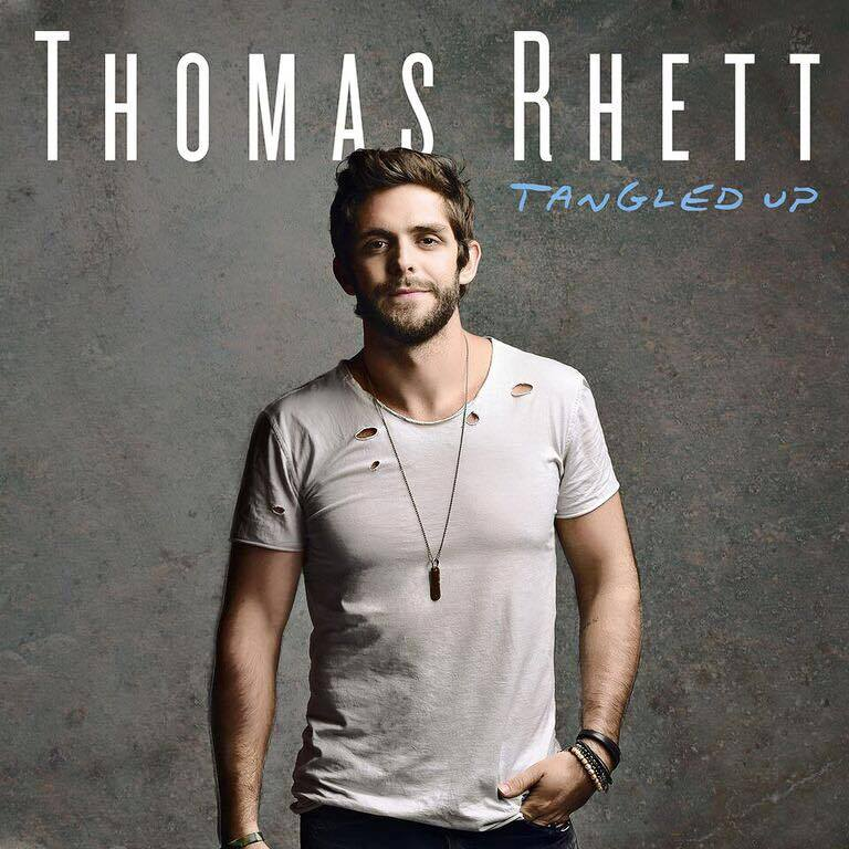 Thomas Rhett Tangled Up - CountryMusicRocks.net