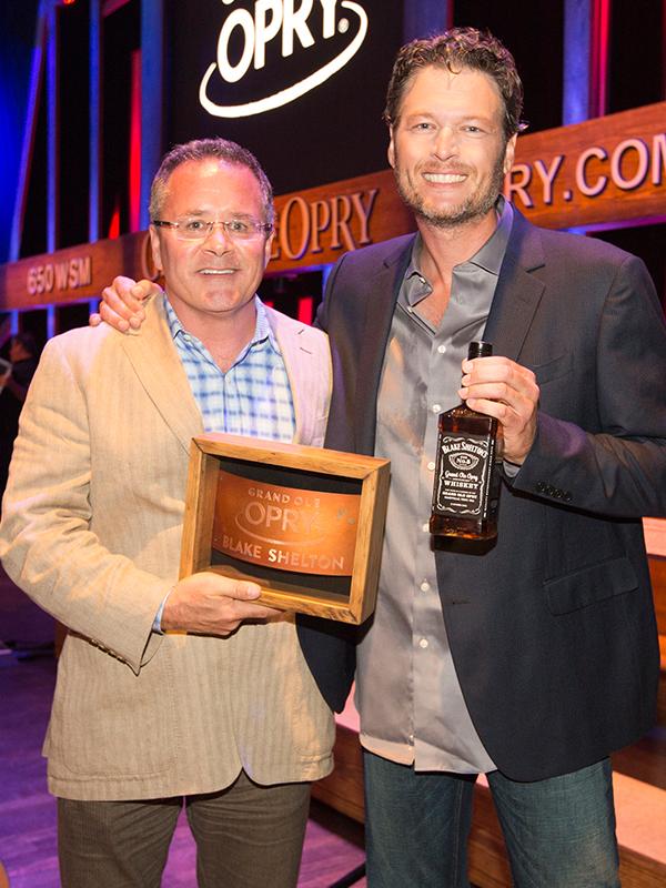 Blake Shelton Opry 5 year Anniversary - CountryMusicRocks.net