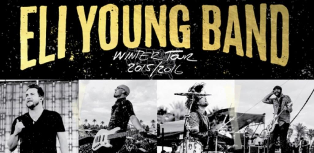 Eli Young Band Winter Tour - CountryMusicRocks.net