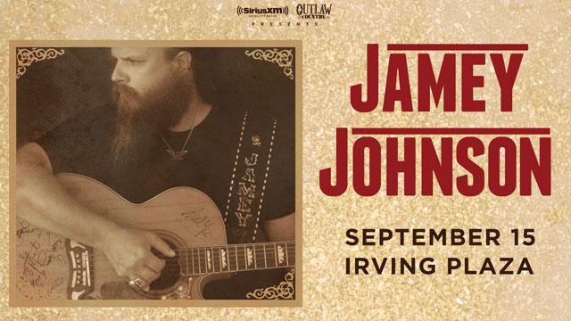 Jamey Johnson Irving Plaza - CountryMusicRocks.net