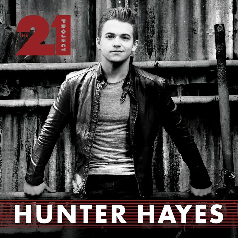 Hunter Hayes The 21 Project - CountryMusicRocks.net