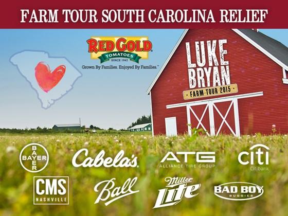 Luke Bryan Far Tour South Carolina - CountryMusicRocks.net