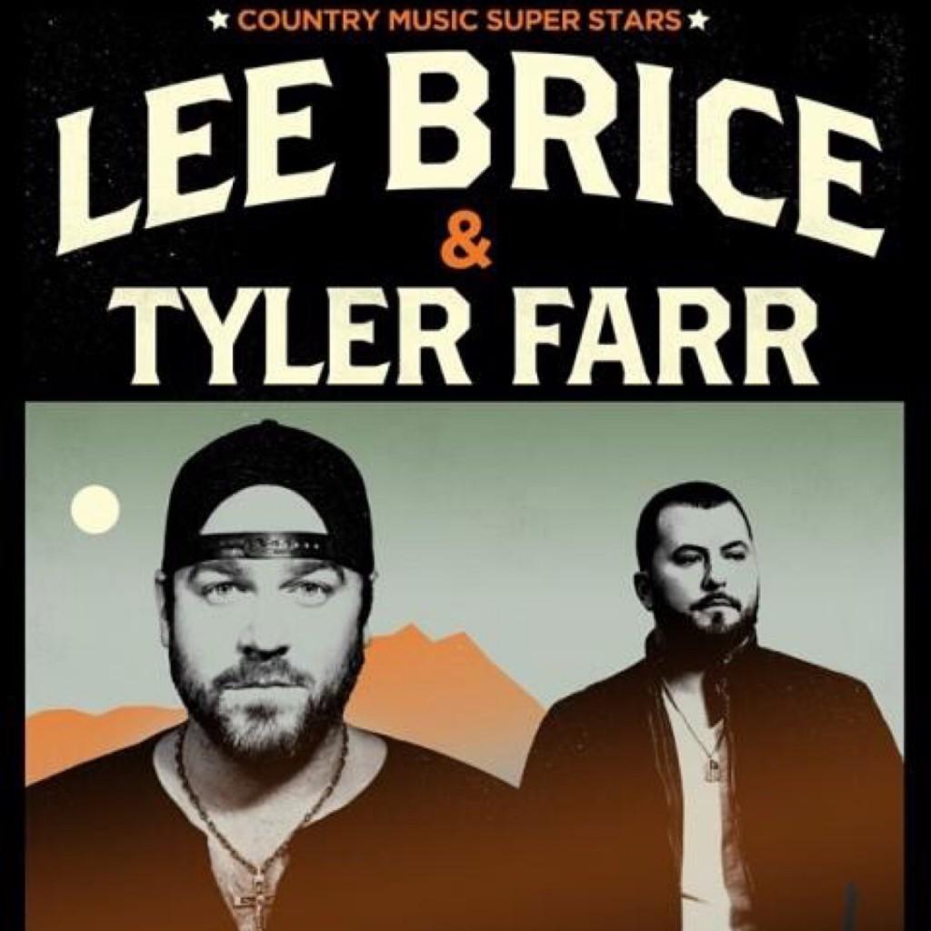 Lee Brice Tyler Farr Tour - CountryMusicRocks.net