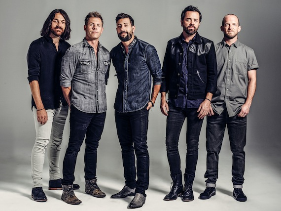 Old Dominion Photo Credit Michael Elins - CountryMusicRocks.net