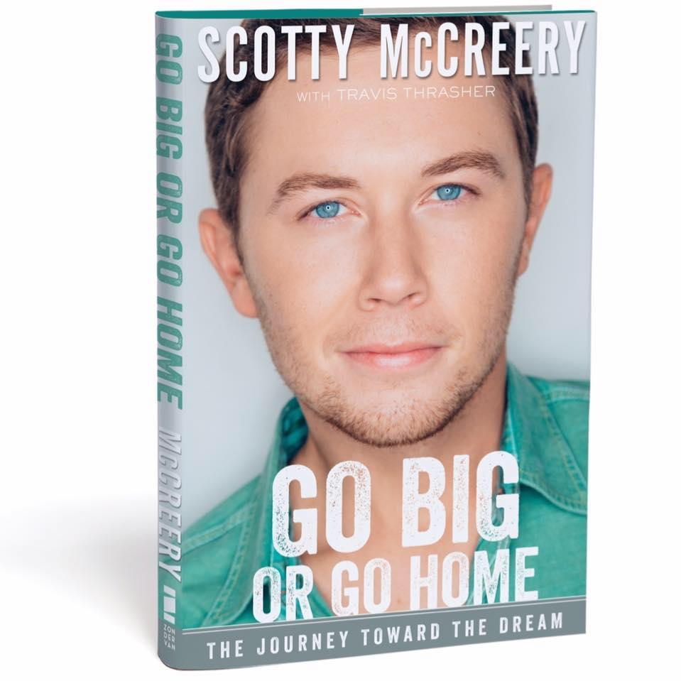 Scotty McCreery Go Big or Go Home Cover - CountryMusicRocks.net