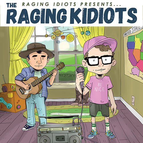 The Raging Idiots The Raging Kidiots EP - CountryMusicRocks.net
