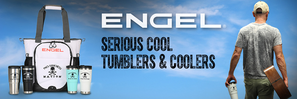 Kenny Chesney Engel Coolers