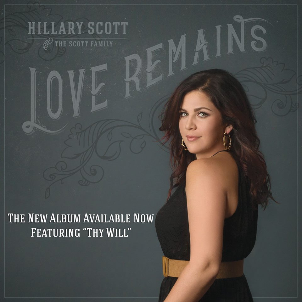 Hillary Scott Love Remains