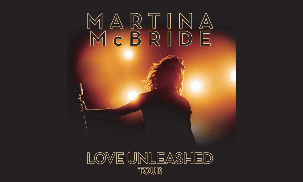 Martina McBride Love Unleashed Tour
