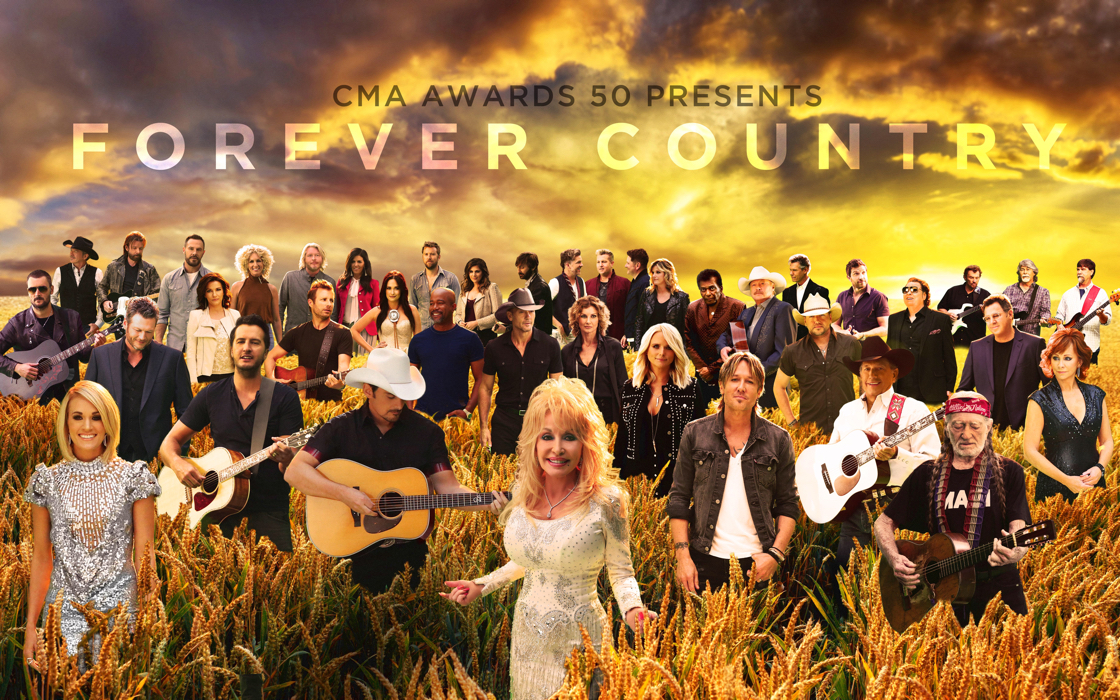 CMA Forever Country