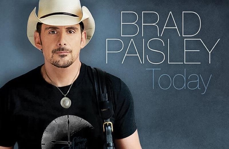 Brad Paisley Today