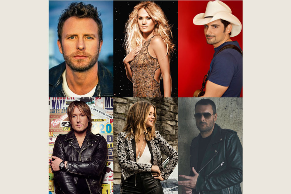 CMA 50 First Round Performers