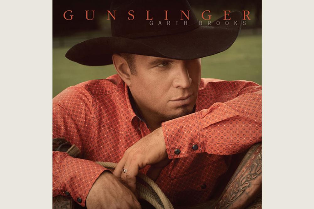 Garth Brooks Gunslinger