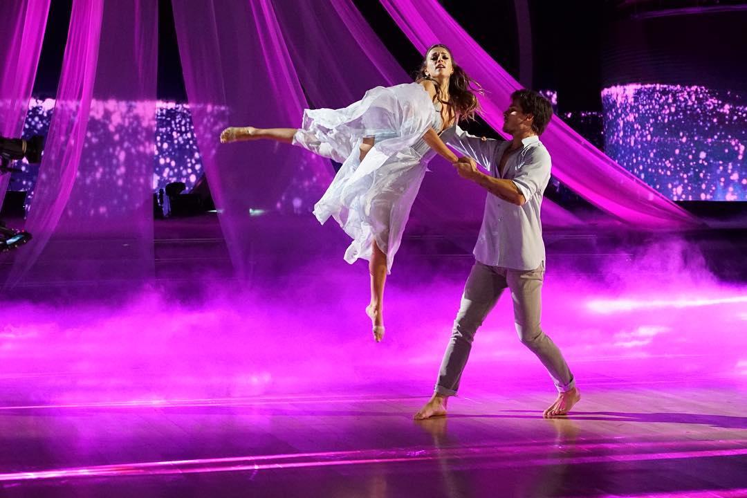 Jana Kramer Dancing With The Stars Week 5
