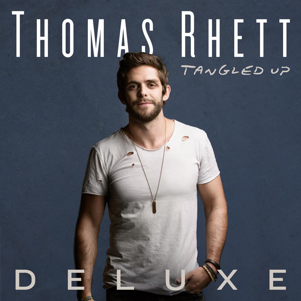 Thomas Rhett Tangled Up Deluxe