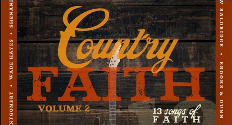 Country Faith Volume 2