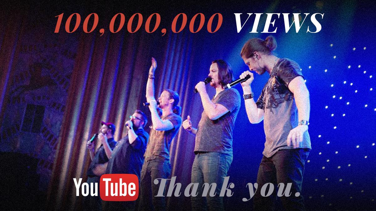 Home Free 100M YouTube