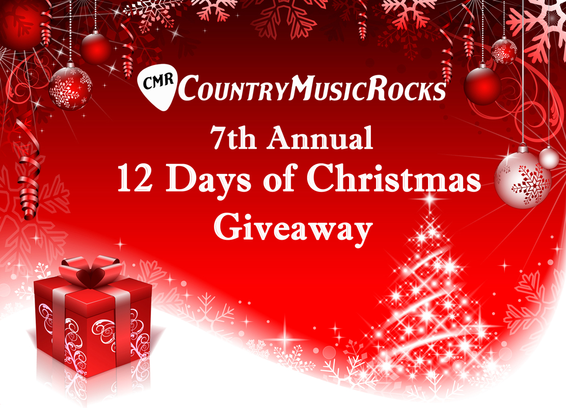 CMR 12 Days of Christmas Giveaway